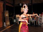 Bali Tulamben balinéz tánc